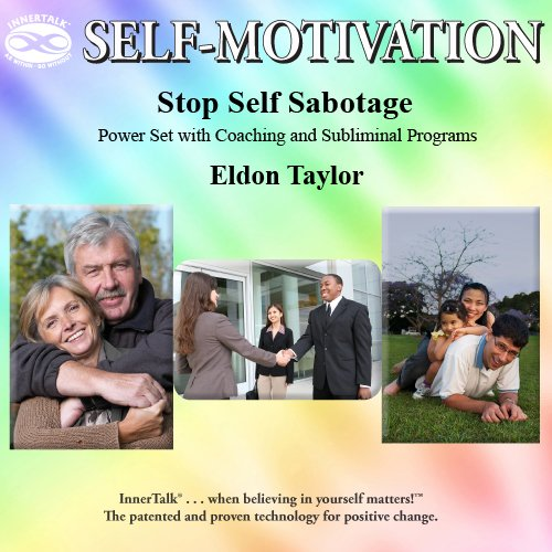 9781590045855: Stop Self Sabotage: Power Set with Coaching and InnerTalk Subliminal Programs