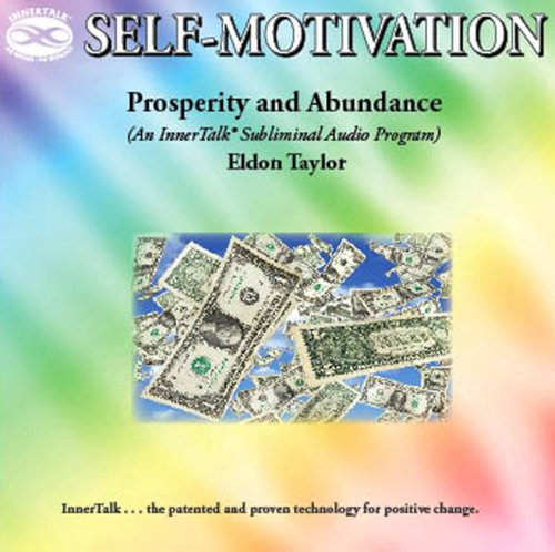 9781590049976: Prosperity And Abundance: An InnerTalk Subliminal Program