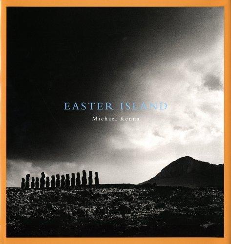 9781590050293: Michael Kenna Easter Island /Anglais