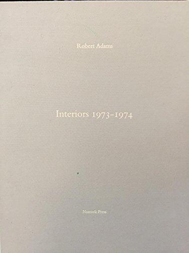 9781590050644: Interiors 1973-1974