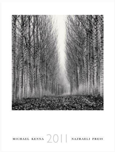9781590052938: 2011 Michael Kenna Wall Calendar