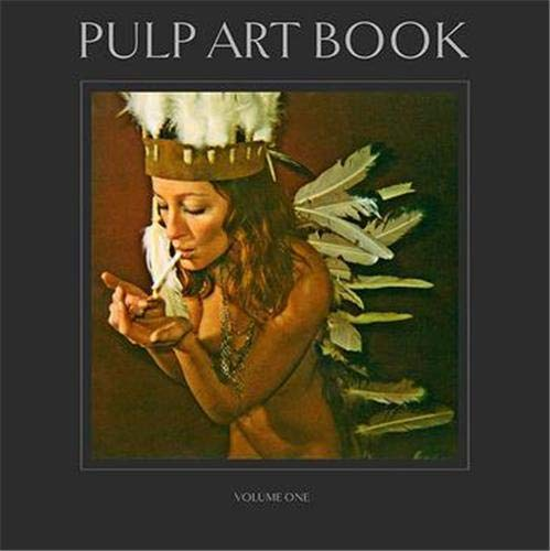 9781590053089: 1: Pulp Art Book: Volume One