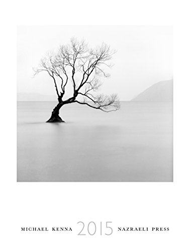 9781590054109: 2015 Michael Kenna Wall Calendar