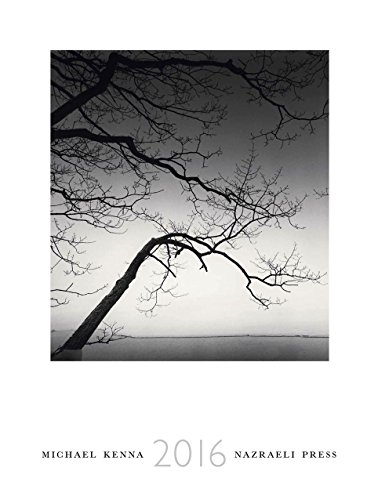 9781590054291: 2016 Michael Kenna Wall Calendar