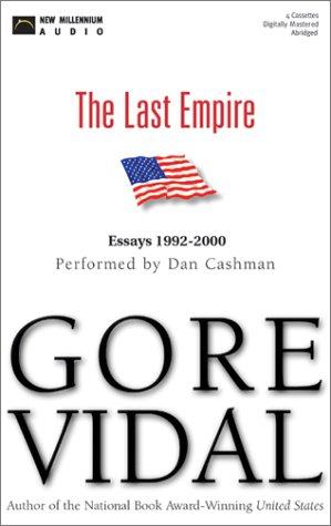9781590070505: Last Empire Essays, 1992-2000