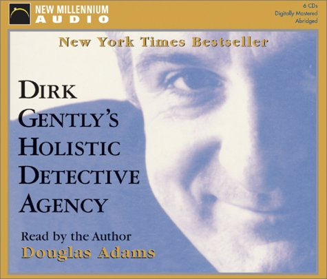 9781590070635: Dirk Gently's Holistic Detective Agency