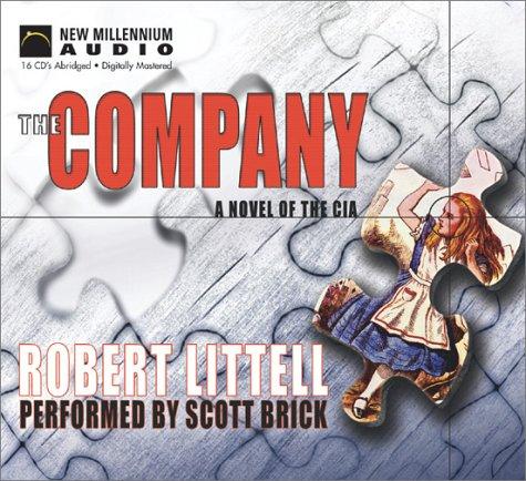 9781590070888: The Company: A Novel of the CIA (New Millennium Audio)