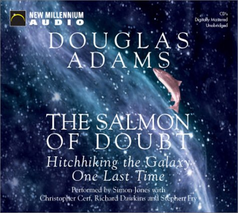 9781590071519: The Salmon of Doubt: Hitchhiking the Galaxy One Last Time