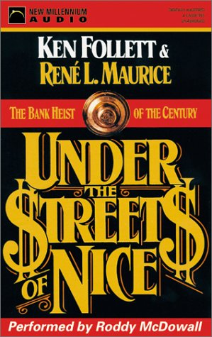 Under the Streets of Nice: The Bank: Follett, Ken
