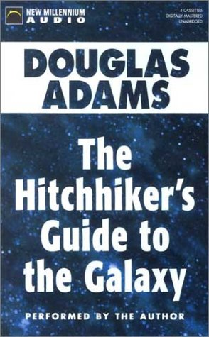 9781590072561: The Hitchhiker's Guide to the Galaxy
