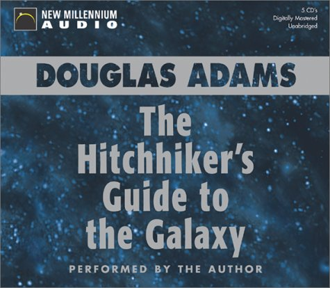 9781590072578: The Hitchhiker's Guide to the Galaxy