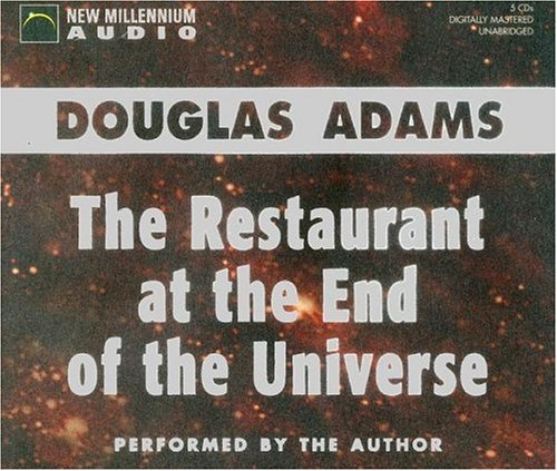The Restaurant at the End of the Universe (Hitchhiker's Trilogy (Prebound)): Adams, Douglas