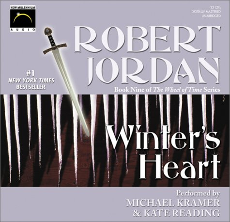 Winter's Heart (Wheel of Time) (159007324X) by Robert Jordan