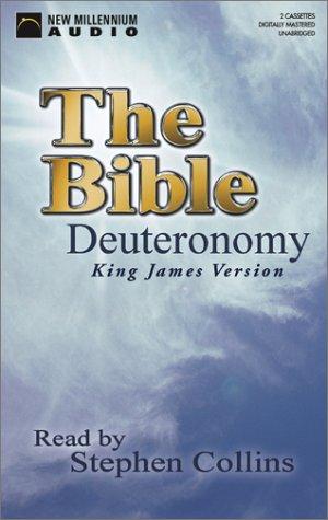 The Bible: Deuteronomy King James Version