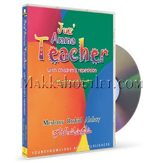 9781590100745: Juz' Amma Teacher With Children Repetition (2 CDs) by Meshary Rashid Alafasy
