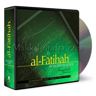 9781590100868: Al-Fatihah An In-Depth Study (28 CDs) by