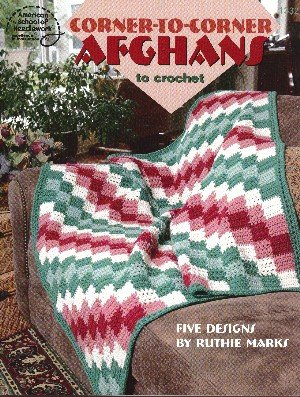 9781590120101: Crochet Corner-To-Corner Afghans