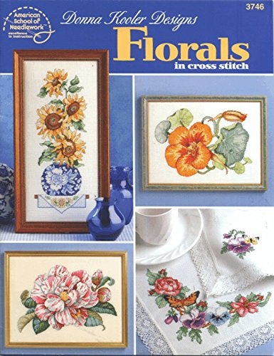 9781590120613: Florals in Cross-Stitch