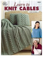 Learn to Knit Cables (9781590120859) by Edie Eckman