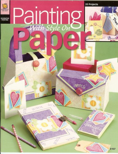 9781590121191: Painting With Style on Paper #8107 by Harmony Square