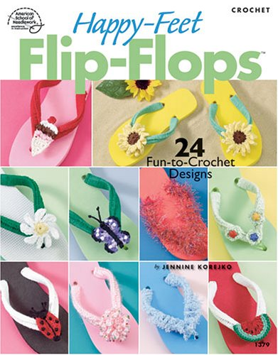 9781590121207: Happy Feet Flip Flops