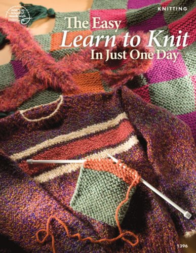The Easy Learn to Knit in Just: Bobbie Matela, Kathy