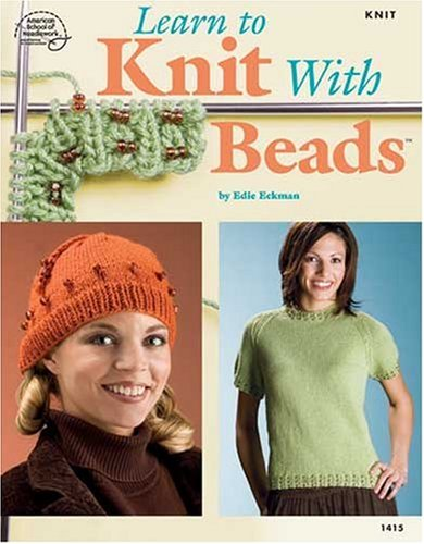 Learn to Knit with Beads: Matela, Bobbie [Editor];