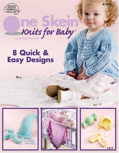 9781590121719: One Skein Knits for Baby 1417