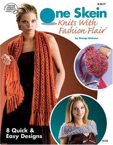 One Skein Knits With Fashion Flair