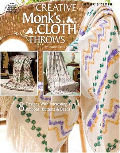 9781590121825: Creative Monk's Cloth Throws