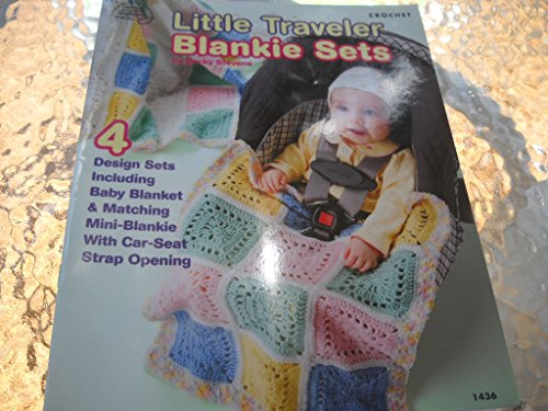 9781590121979: Little Traveler Blankie Sets