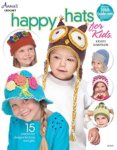 9781590122761: Happy Hats for Kids