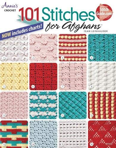 9781590122778: 101 Stitches for Afghans