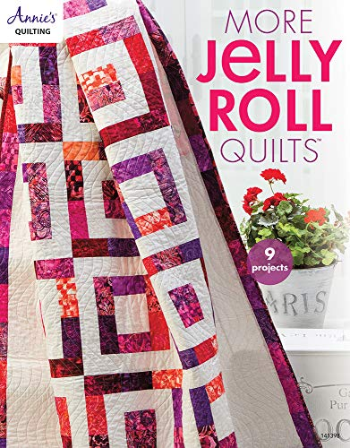 9781590124192: More Jelly Roll Quilts (Annies Quilting)