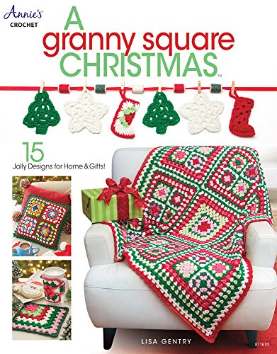 A Granny Square Christmas: Gentry, Lisa