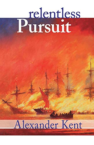 9781590130261: Relentless Pursuit (The Bolitho Novels)