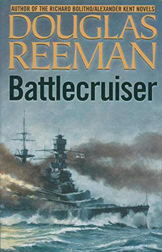 9781590130438: Battlecruiser (Modern Naval Fiction Library)