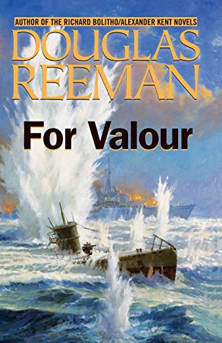 9781590130490: For Valour (The Modern Naval Fiction Library)