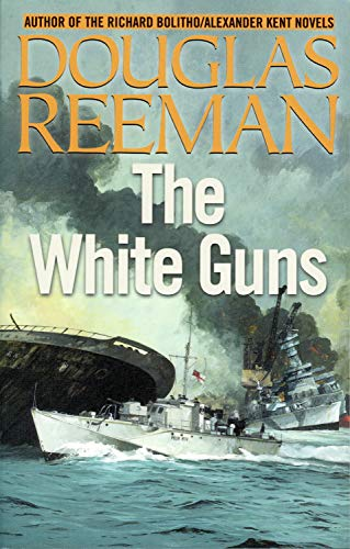 9781590130834: The White Guns (The Modern Naval Fiction Library)
