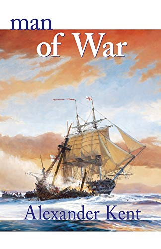 9781590130919: Man of War (Bolitho Novels)