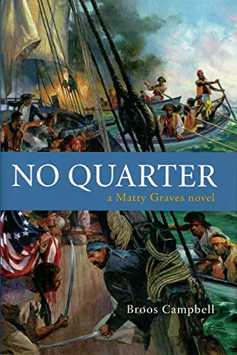 9781590131039: No Quarter: A Matty Graves Novel (The Matty Graves Novels)
