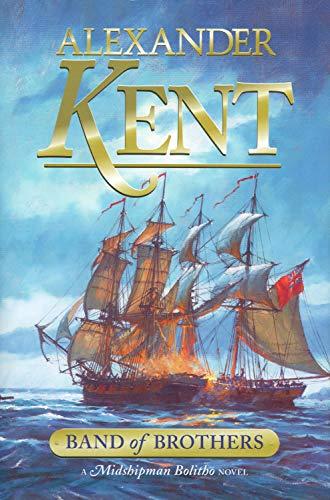 9781590131060: Band of Brothers: A Midshipman Bolitho Novel (The Bolitho Novels)