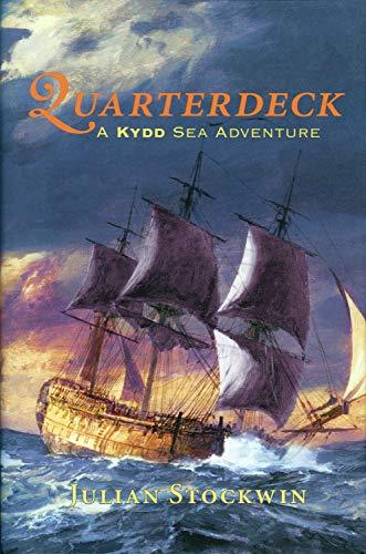 9781590131152: Quarterdeck: A Kydd Sea Adventure #5