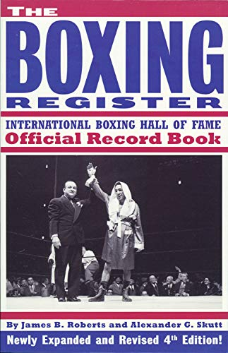 9781590131213: The Boxing Register: International Boxing Hall of Fame Official Record Book