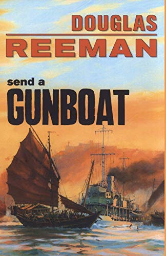 9781590137291: Send a Gunboat (The Modern Naval Fiction Library)