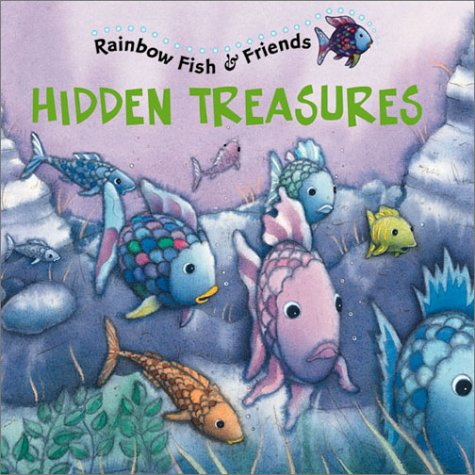 9781590140031: Rainbow Fish: Hidden Treasures