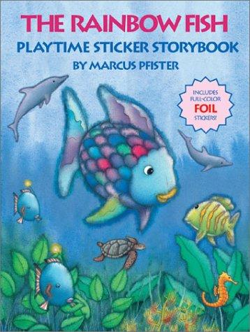 9781590140642: The Rainbow Fish Playtime Sticker Storybook