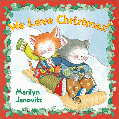 9781590141250: We Love Christmas (Cheshire Studio Book)