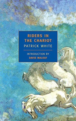 9781590170021: Riders in the Chariot (New York Review Books Classics)