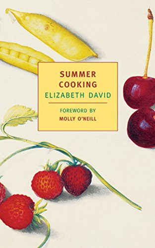 9781590170045: Summer Cooking (New York Review Books Classics)